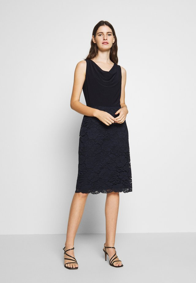ISABELLA LACE DRESS COMBO - Cocktailkjoler / festkjoler - lighthouse navy