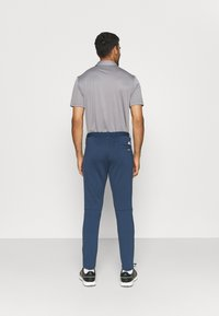 adidas Golf - PRIMEBLUE JOGGER - Pantalones - navy/white - 2