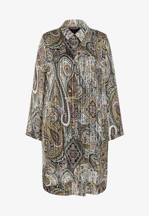 Robe chemise - Braun