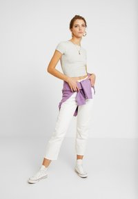BDG Urban Outfitters - PAX - Straight leg jeans - white - 0