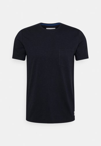 Basic T-shirt - blue night sky