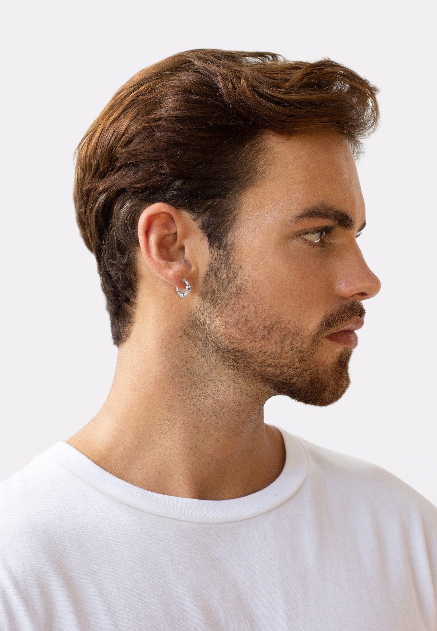 Homme HOOPS MINIMAL VINTAGE - Boucles d'oreilles