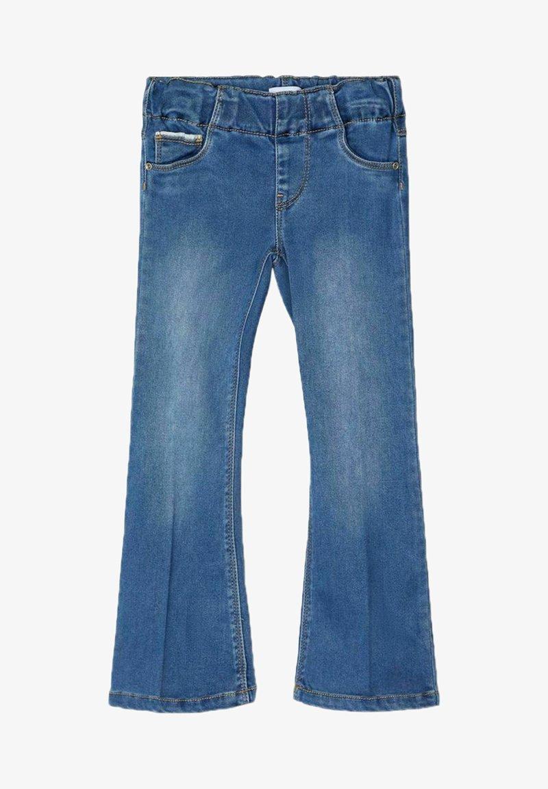 Name it - Jeans Bootcut - medium blue denim
