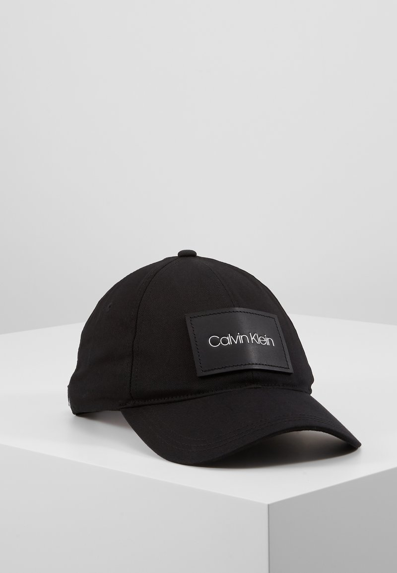 Calvin Klein - PATCH - Kšiltovka - black