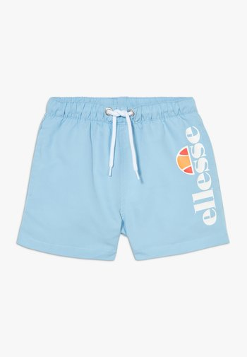 BERVIOS - Swimming shorts - light blue