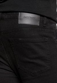 Daily Basis Studios - DENIM CAST 6 - Jeans Skinny Fit - black wash - 3