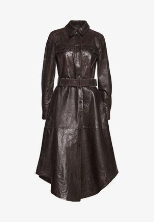 CHARLOTTA - Shirt dress - braun