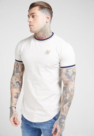 TEE - T-shirt print - stone