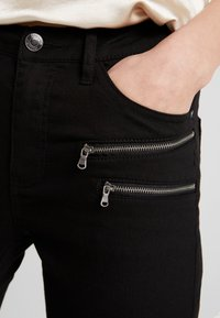 Freequent - Trousers - black - 3
