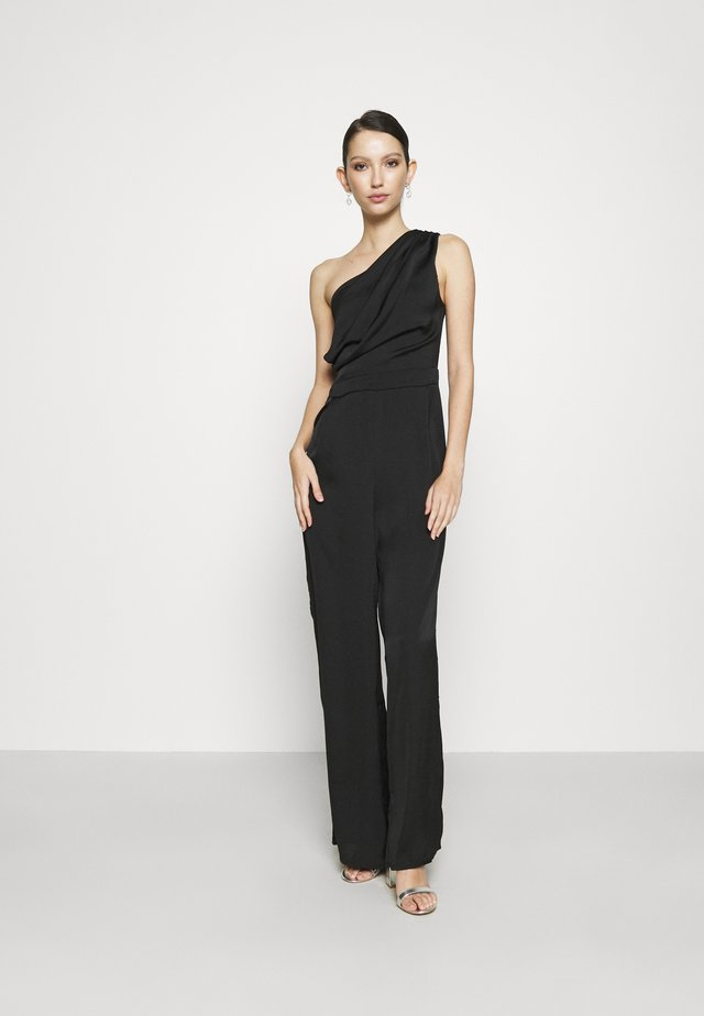 DELALI - Jumpsuit - black