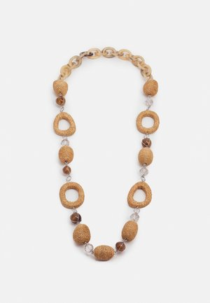 CALLE - Necklace - brown