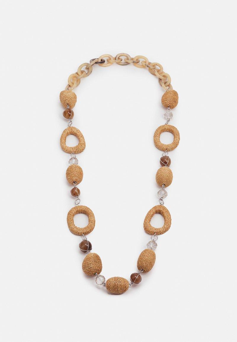 WEEKEND MaxMara - CALLE - Necklace - brown