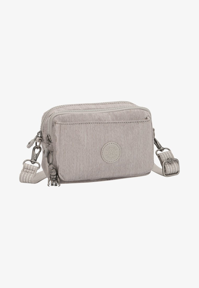 Kipling - PEPPERY ABANU  - Bum bag - grey/beige