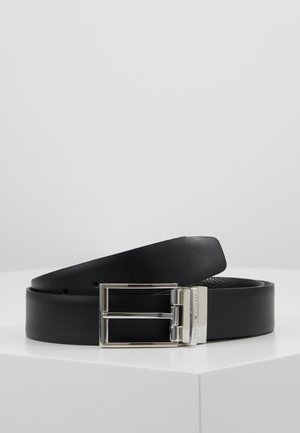 FORMAL REVERSBILE ADJUSTABLE - Belt - black