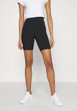 AINO SHORT LEGGINGS - Shorts - black