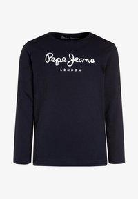 Pepe Jeans - NEW HERMAN  - Long sleeved top - navy - 0