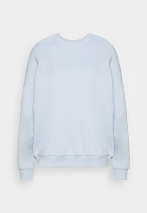 Oversized Sweatshirt - Sudadera - blue