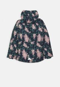 Name it - NKFMAXI JACKET FLOWER - Zimní bunda - dark sapphire - 1