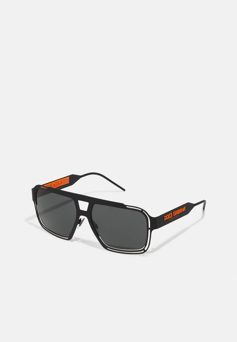 Dolce&Gabbana - Solglasögon - matte black