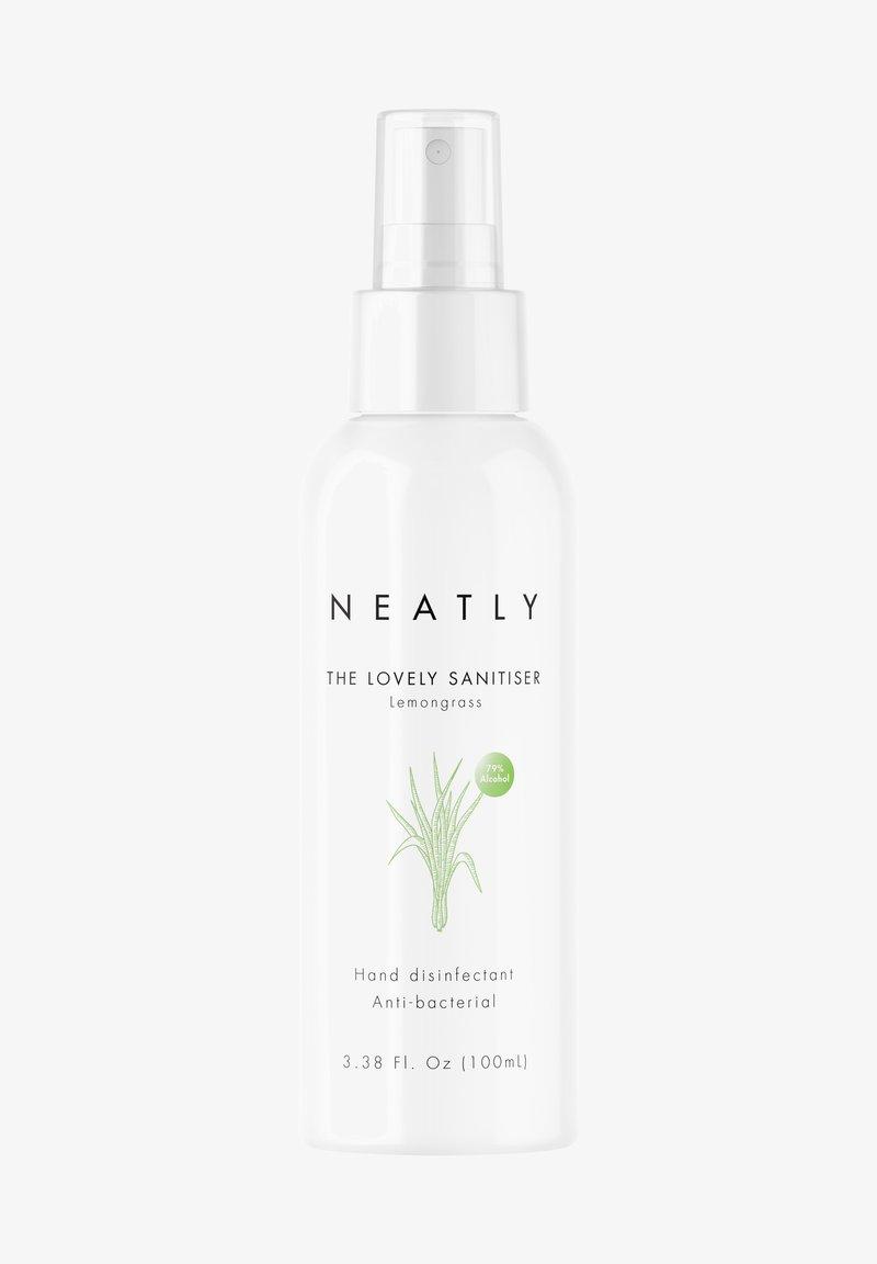 Neatly - SPRAY ZITRONENGRAS - Liquid soap - -