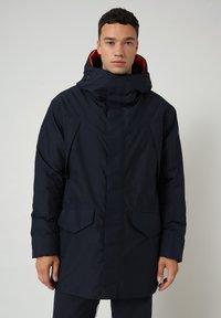 Napapijri - KELVIN - Short coat - blu marine - 0
