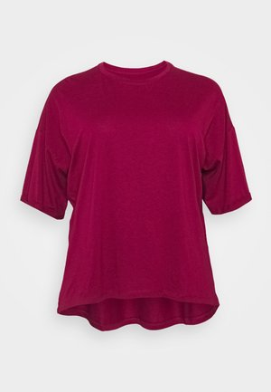 T-shirts basic - red
