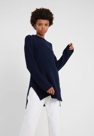 DARENA - Jumper - navy blazer