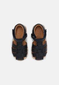 Bisgaard - BILLIE UNISEX - Sandals - navy - 3