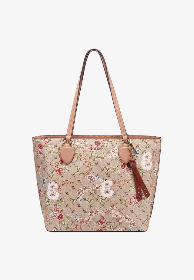PAYTON - Shopping bag - logo floral