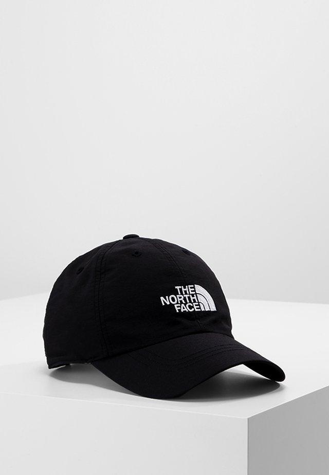 HORIZON HAT UNISEX - Czapka z daszkiem - black