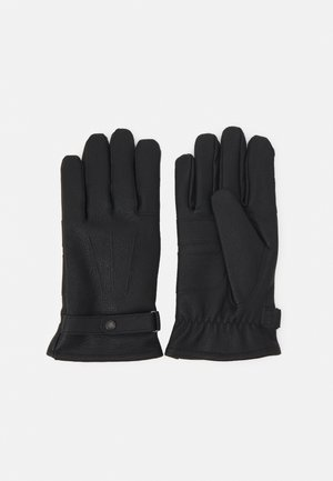 BURNISHED GLOVES - Gloves - black
