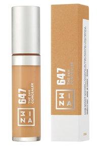 3ina - THE 24H CONCEALER - Concealer - 647 medium gold - 1