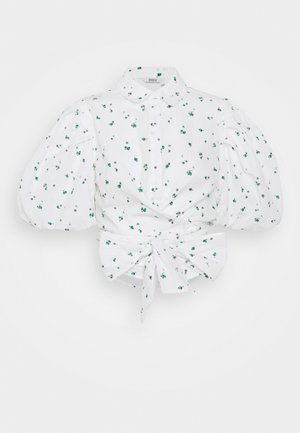 ENLEILANI SHIRT - Button-down blouse - white