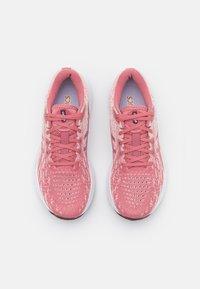 ASICS - DYNABLAST 2 - Neutral running shoes - pearl pink/deep mars - 3