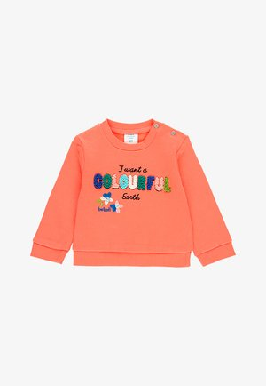 Sweater - tomato