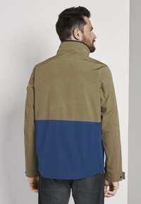 TOM TAILOR - Summer jacket - olive - 2