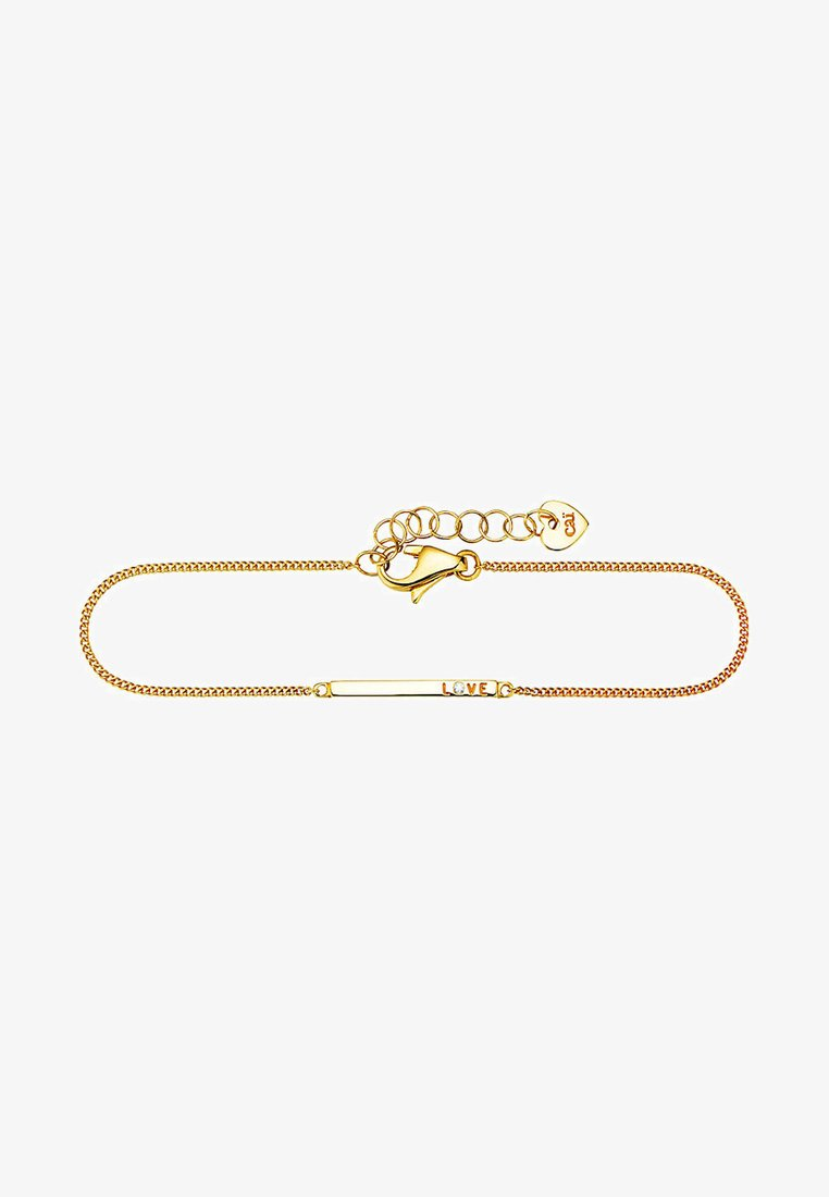 Caï - Bracelet - gold-coloured