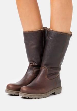 BAMBINA - Zimní obuv - marron/brown