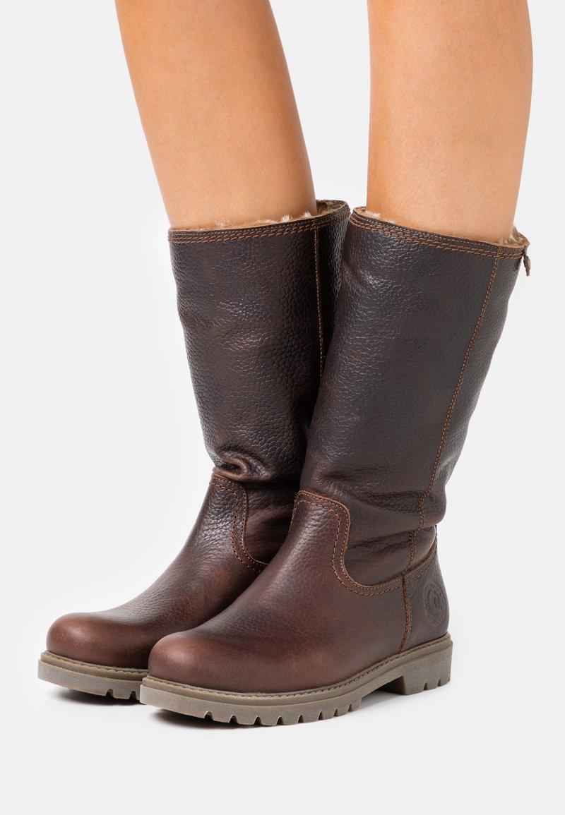 Panama Jack - BAMBINA - Winter boots - marron/brown