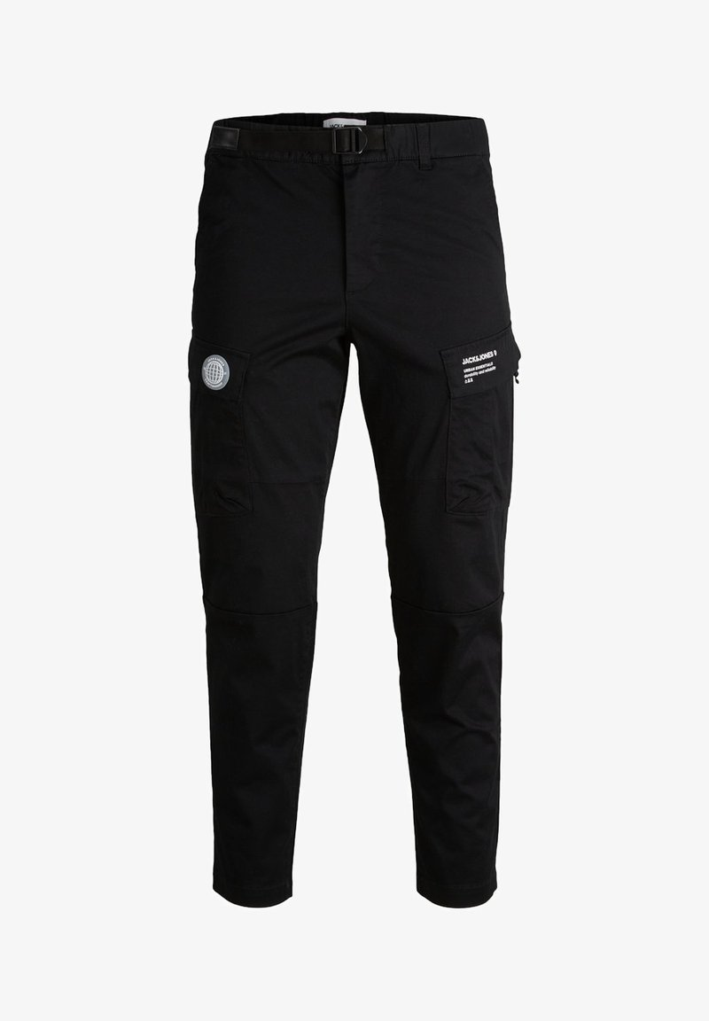 Jack & Jones Junior - Cargo trousers - black