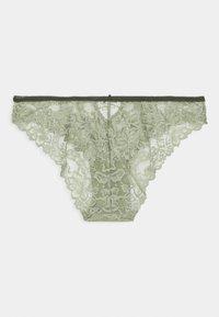 Women Secret - GUIPURE - Briefs - light khaki - 1