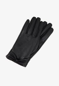 Anna Field - LEATHER - Gloves - black - 0