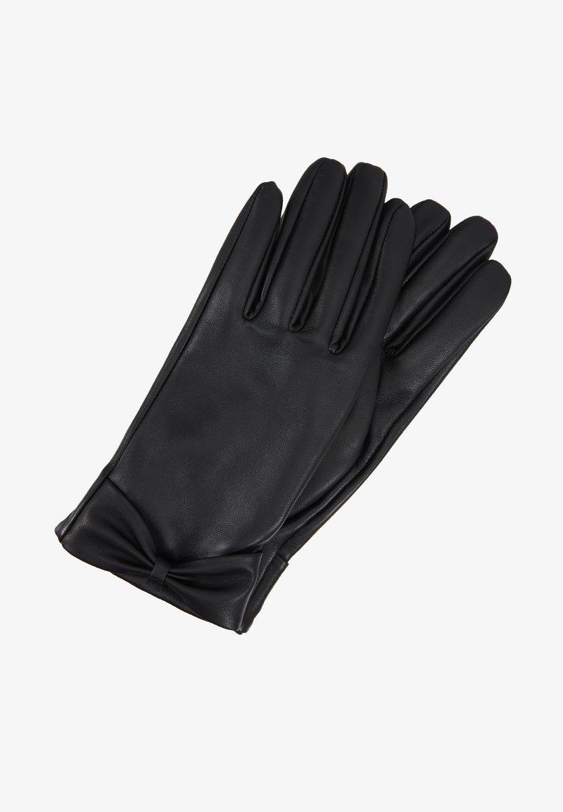 Anna Field - LEATHER - Gloves - black