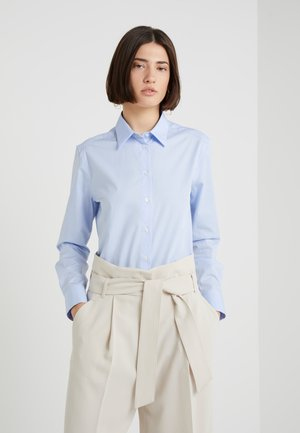 JANE  - Button-down blouse - blue