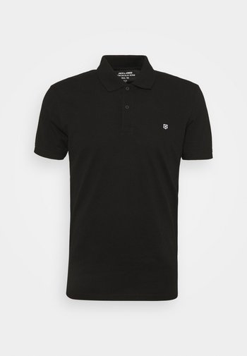 JPRBLABOOSTER - Polo shirt - black