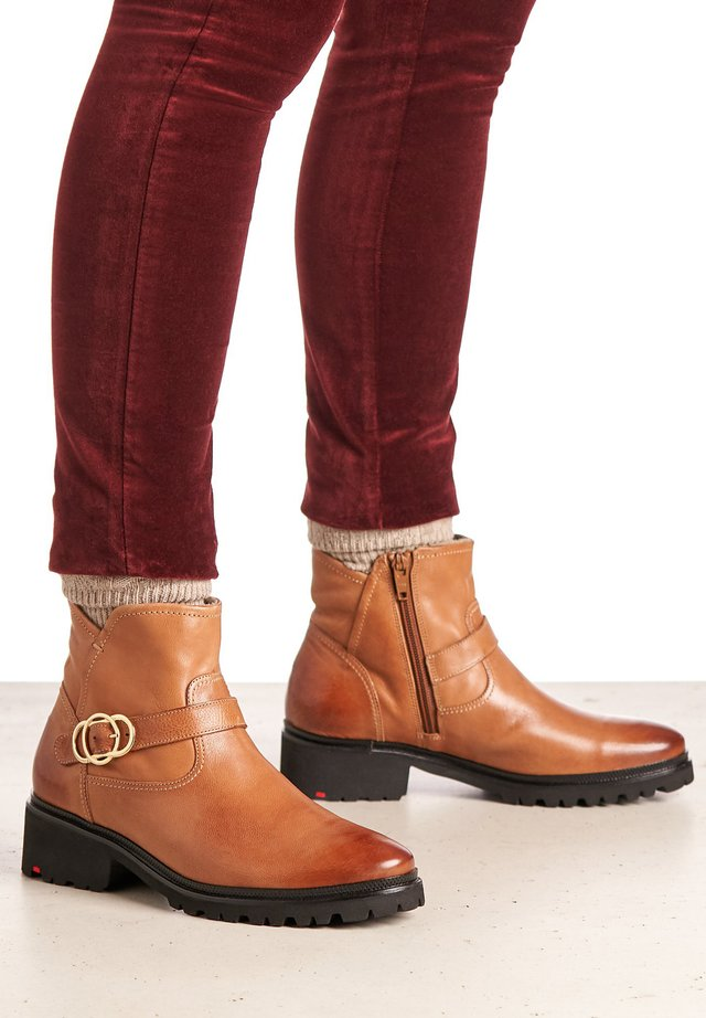 Støvletter - marron