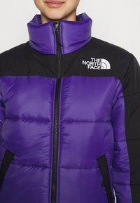 The North Face - W HMLYN INSULATED JACKET - Vinterjakke - peak purple - 5