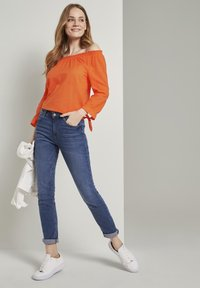 TOM TAILOR - Blouse - strong flame orange - 1