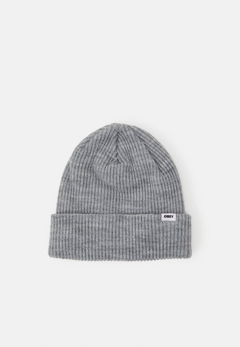 Obey Clothing - UNISEX - Beanie - heather grey