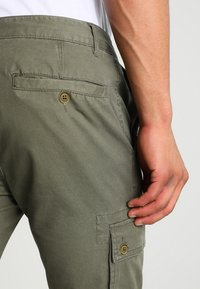 YOURTURN - Cargo trousers - olive - 4